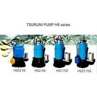 pompa air celup tsurumi - submersible pump
