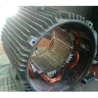 Rewinding - gulung dinamo motor - elektromotor - induction motor