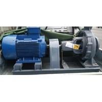 Pompa Ebara pump type FS - FSA (FSH-FSGA-FSHA-FSJ-FSJA-FSJK-dll)  tercopel motor base plate