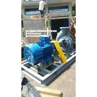 Jual pompa centrifugal Ebara pump complete with motor terkopel base plate type FS - FSA ( FSG - FSGA - FSH - FSHA - FSJ - FSJA - dll ) 2