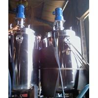 suku cadang mesin tangki mixer stainless steel - rebon mixer - tangki mixer double jaket - mesin screw - kotingan pen - tangki vacum - tangki super mixer - mesin peras serbaguna - dll