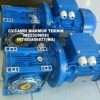 Gearbox motor - Gear motor tipe G3LS - Nmrv - Helical Gear motor