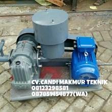 Blower motor - Futsu Roots blower / Root blower TSB-50 c/w motor 4kw complete Base plate