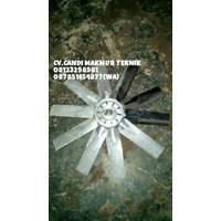 Fan Blades axial fan bahan diral  Murah 5