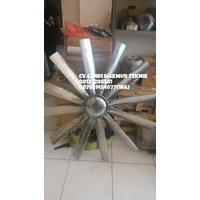 Distributor Fan Blades axial fan bahan diral  3