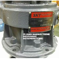 Helical Gear motor SKT  Murah 5