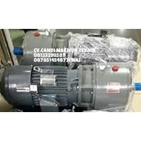 Jual Helical Gear motor SKT  2