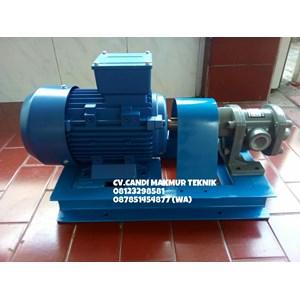 Dari Gear Pump Koshin GL 25-5 complete motor 2 Hp 1