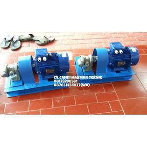 Dari Gear Pump Koshin GL 25-5 complete motor 2 Hp 2
