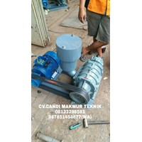 Jual Pompa Aerator Futsu Roots Blower TSC 80 complete motor