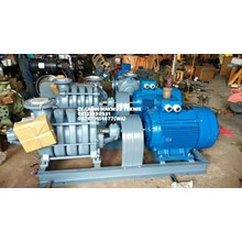Pompa Horizontal  multistage ebara pump 125 MS terkopel motor 37 kw
