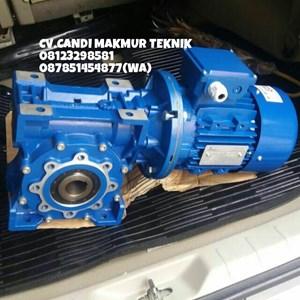 Worm gear motor nmrv