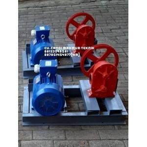 From Gear pump  1