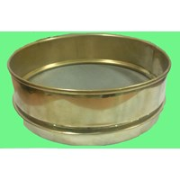 SIEVE ANALYSIST BRASS Alat Laboratorium