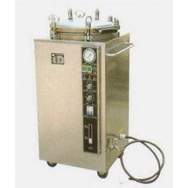 AUTOCLAVE (+TIMER) LS-50 L VOLUME 35L (KODE:LS-B35L) Alat Laboratorium