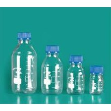 Laboratory Bottle Clear