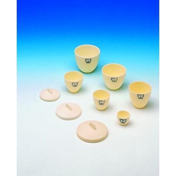 Crucible Alsint 99.7 Low Form. without Lid Alat Laboratorium Umum