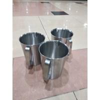 Dari Gelas Beaker stainless steel ABM 0