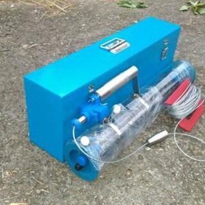 water sampler horizontal