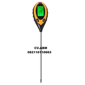 From KC-300 Soil PH Meter Soil Moisture Meter 4 in 1 Sunlight Moisture PH Temperature 0
