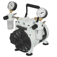 Vacuum Pumps - Welch - 3425C-02 1