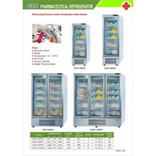 PHARMACEUTICAL REFRIGERATOR EXPO