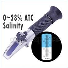 RHS 28ATC HANDHELD 0-28% ATC SALINITY REFRACTOMETER