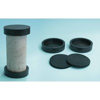 UNBONDED CAPPING PADS AND RETAINERS 1