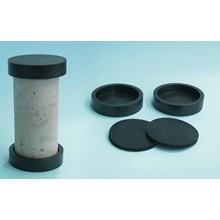 UNBONDED CAPPING PADS AND RETAINERS
