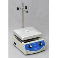 HOTPLATE STIRER ANALOG  ALUMUNIUM
