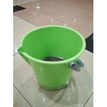 WASH BUCKET PLANKTON NET LOKAL