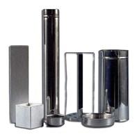 Stainless Steel Round Pipet Sterilizing Boxes Alat Laboratorium Umum