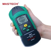Stud Metal AC Voltage Scanner Mastech MS6906 Finder Cable Detector Alat Laboratorium Umum