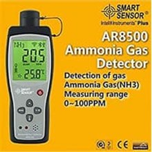 Ammonia Gas Detector Smart Sensor AR NH Amonia AR