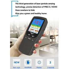 Air Quality Detector 8 in 1 TVOC HCHO PM PM Haze M