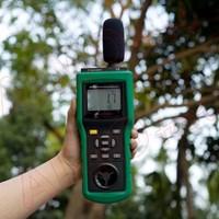Environment Tester MASTECH MS6300 - Suhu Kelembaba