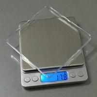 Timbangan Digital PS2000 - Akurasi 0.1 gram. Kapasitas 3000 gram Emas Alat Laboratorium Umum