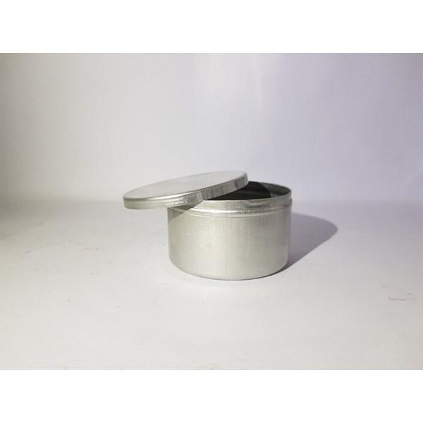 Thin box cawan almunium