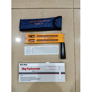 From Sling psychrometer ONE DAY 116 0
