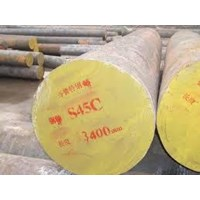 Jual STEEL ROUND BAR S45C