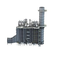 HRSG (Heat Recovery Steam Generator) 1