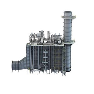HRSG (Heat Recovery Steam Generator)
