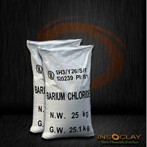 Barium Chloride (BaCI2)