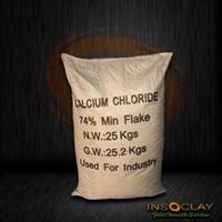 Jual Rasa dan Pewangi - Calcium Chloride Flake 74%