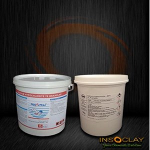 Kimia Farmasi - Calcium Hypochlorite 65% & 70%