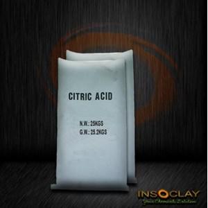 Bahan Pomade - Citric Acid (Kosmetik)