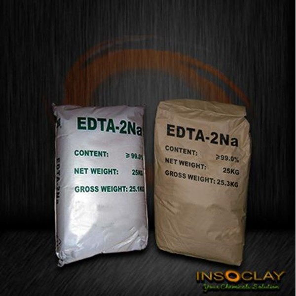 Penyimpanan Bahan Kimia - EDTA 2Na