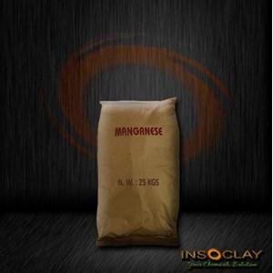 Penyimpanan Bahan Kimia - Manganese Lokal mesh 8 -16