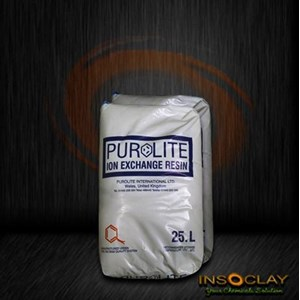 Bahan Tambahan Makanan - Resin Kation Purolite C100