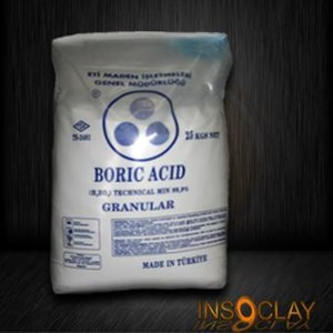 Kimia Farmasi - Boric Acid